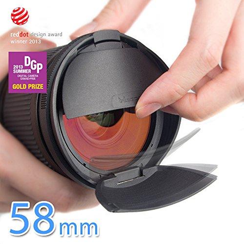 Hoocap for NIKON AF-S Nikkor 24-85mm F3.5-4.5G//DX Nikkor 18-200mm F3.5-5.6G ED VR II /… R7267D