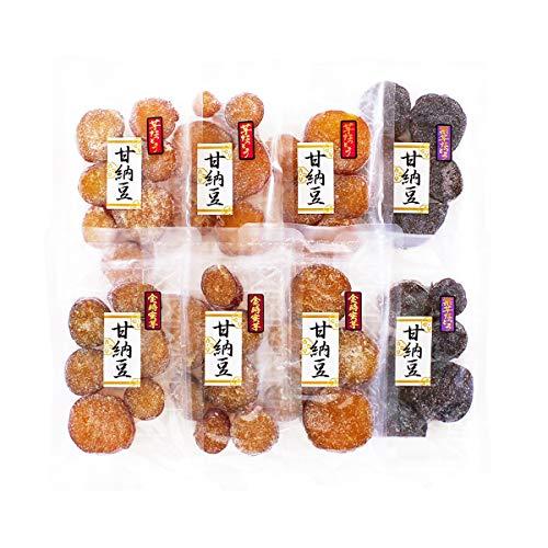 お芋の甘なっとう 詰め合わせ 3種×計8 茨城県産 薩摩芋 甘納豆 和菓子 国産 さつまいも