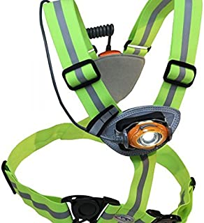 GoMotion, Xtend Litevest, Hands-Free Camping, Running, or Backpacking Singlet with Led Light