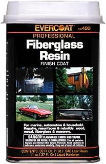 Evercoat 499 Fiberglass Resin - Quart