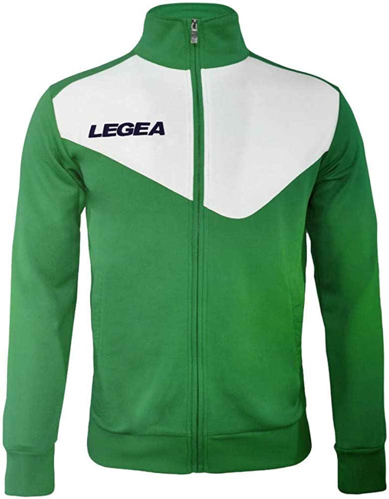 Rebeca Shop Tuta Legea M1110 Messico da Uomo Completa Giacca e Pantalone Training Sportiva