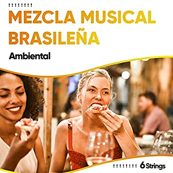 ! ! ! ! ! ! ! ! Mezcla Musical Brasileña Ambiental en Fingerpicking ! ! ! ! ! ! ! !