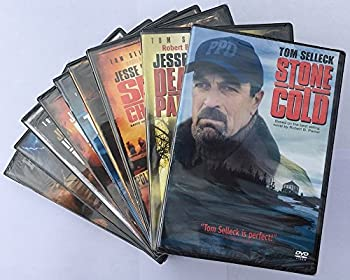 Jesse Stone  The Complete Collection  Stone Cold / Night Passage / Death In Paradise / Sea Change / Thin Ice / No Remorse / Innocents Lost / Benefit Of The Doubt / Lost In Paradise