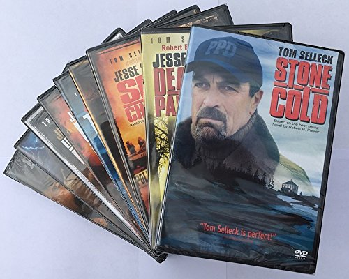 Jesse Stone: The Complete Collection (Stone Cold / Night Passage / Death In Paradise / Sea Change / Thin Ice / No Remorse / Innocents Lost / Benefit Of The Doubt / Lost In Paradise)