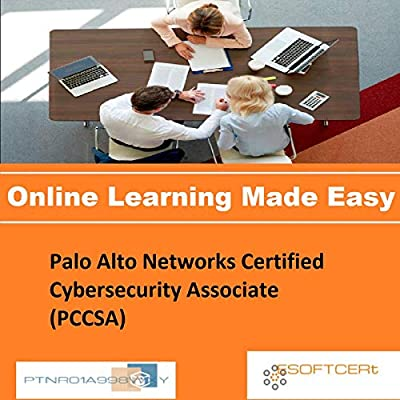 PTNR01A998WXY Palo Alto Networks Certified Cybersecurity Associate (PCCSA) Online Certification Video Learning Made Easy