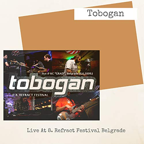 Tobogan Refract Festival, Pt. 1.04 (Live)