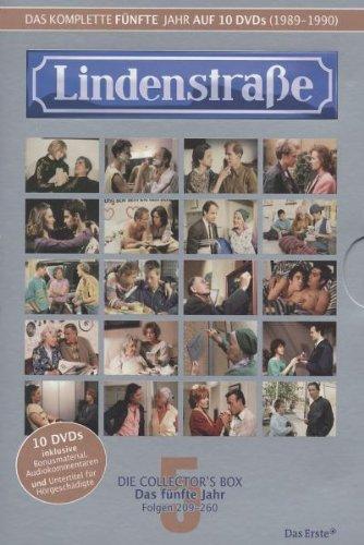 Lindenstraße - Das komplette 5. Jahr (Collector's Box) (10 DVDs)
