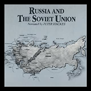 Russia and the Soviet Union  cover art