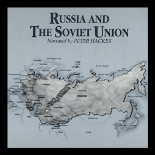 Russia and the Soviet Union audiobook cover art