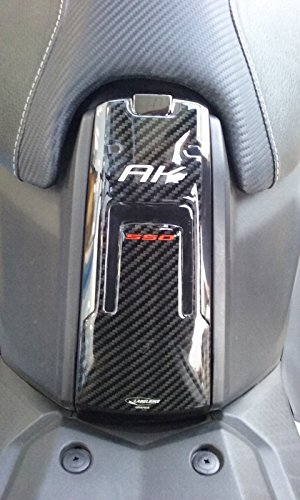 Adhesivo DE Tanque en Resina 3D para Scooter Compatible con Kymco AK 550