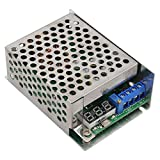 Módulo reductor, módulo de fuente de alimentación convertidor Buck regulador ajustable KYYKA 10A 300W DC-DC (con pantalla de voltímetro)