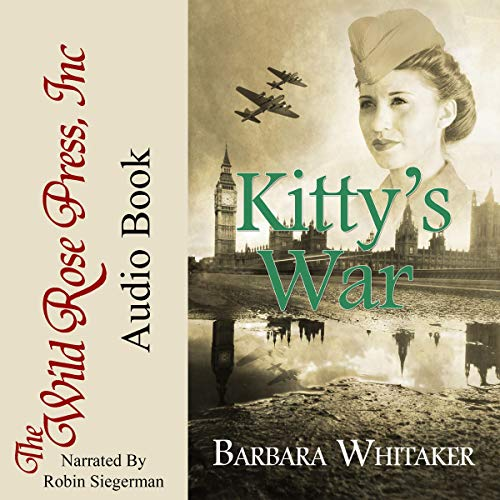 Kitty's War audiobook cover art