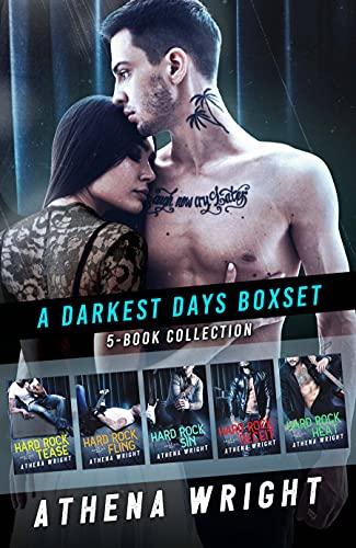 Darkest Days: The Complete Rock Star Romance Series Box Set (English Edition)