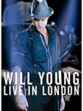 Will Young - Live in London Sized  anglais