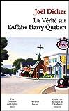 La vérité sur l'affaire Harry Quebert Poche (FALL.POCHE)
