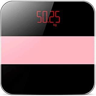 BTYAY Weight Scale, Precision Digital Body Bathroom Scale with Step-On Technology, (Color : C)