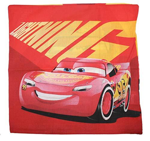 Disney Pixar 001 - Funda de cojín (40 x 40 cm), diseño de Cars 3