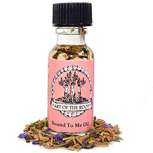 Bound to Me Oil for Love Binding, Commitment, Fidelity, Relationships & Marriage (Wiccan, Pagan, Hoodoo, Conjure & Magick Spells & Rituals)