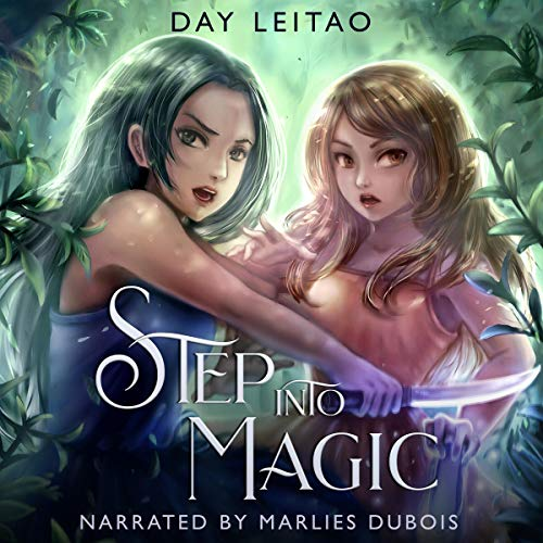 Step into Magic audiobook cover art