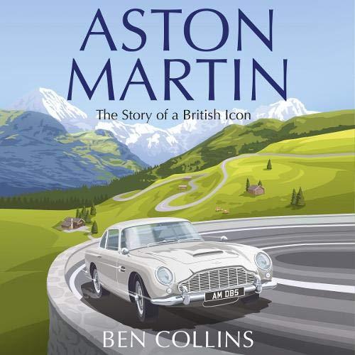 Aston Martin cover art