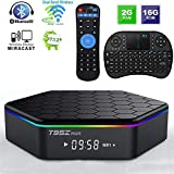 Android TV Box T95Z Plus Android 7.1.2 TV Box Amlogic S912 Octa-Core, 2.4/5.8G