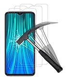 ANEWSIR 3 Stück Schutzfolie Kompatibel mit Xiaomi Redmi