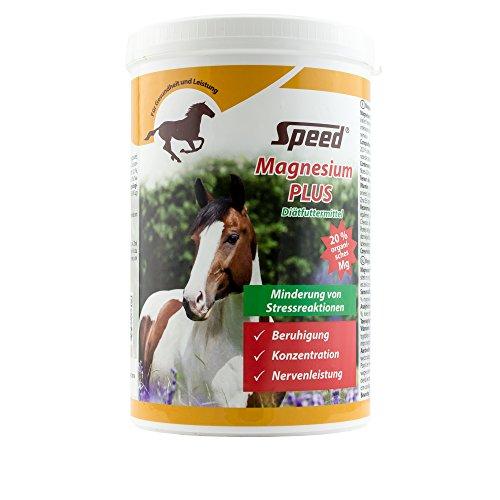 Speed Magnesium Plus – de ontspanning voor je paard (750 g).