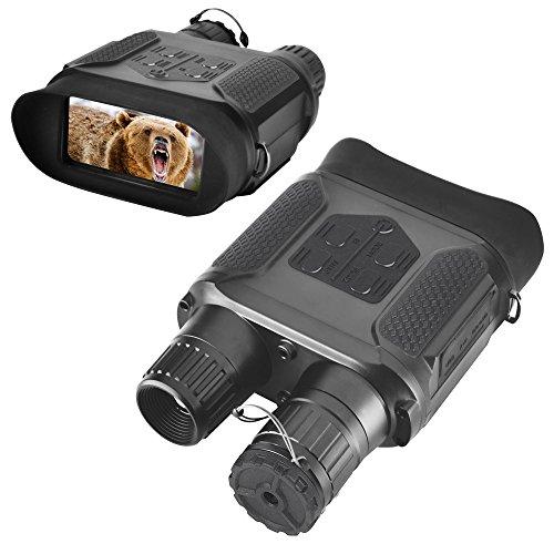 5. Landove - Binocular de visión Nocturna 7x 31 mm