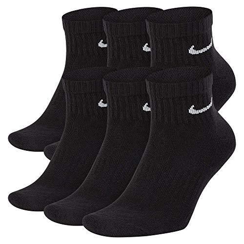 Nike Everyday Cushion Ankle Training Socks (6 Pair), Men