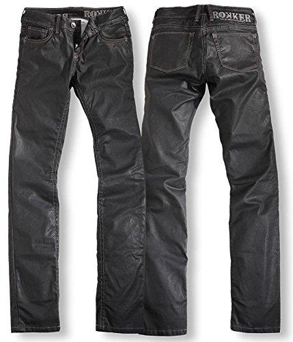 Rokker The Black Diva Jeans - Damen 31 L32