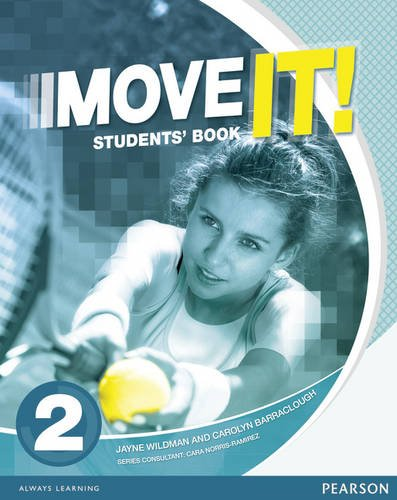 MoveIt - Students Book - Level 2