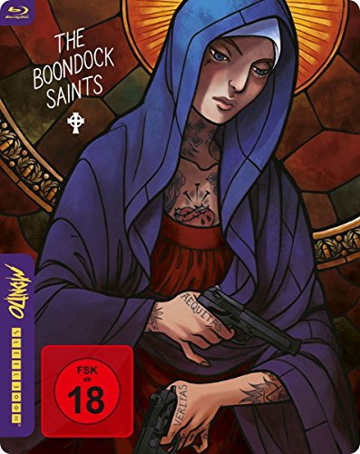 The Boondock Saints (Mondo x SteelBook) [Blu-ray]