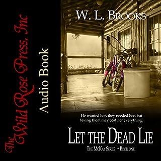 Let the Dead Lie  audiobook cover art