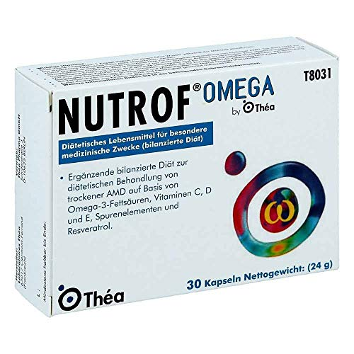 Nutrof Omega Kapseln, 30 St