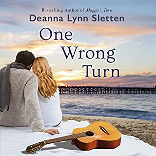 One Wrong Turn audiobook cover art
