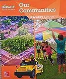 IMPACT Social Studies, Our Communities, Grade 3, Teacher's Edition, c. 2020, 9780076913817, 0076913813
