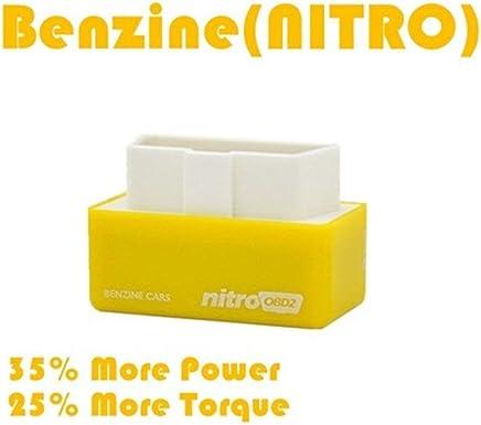 Nitro OBD2 Diesel Chiptuning//Remap Box 35 /% mehr eres Drehmoment Citroen Berlingo C-Crosser C-Elysee Picasso Pluriel Cactus Aircross Grand Picasso Relay Xsara Picasso