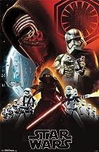 Buyartforless Star Wars The Force Awakens Dark Side Movie Poster