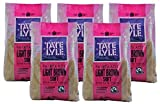 Tate & Lyle Fairtrade Light Brown Sugar (5 x 500g) -