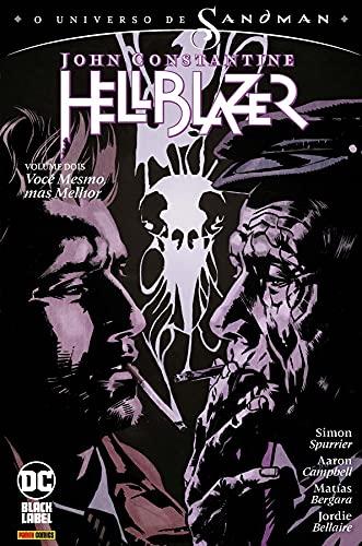 O Universo De Sandman: John Constantine, Hellblazer Vol. 2