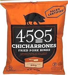 4505 MEATS CHICHARRONES BBQ 1OZ