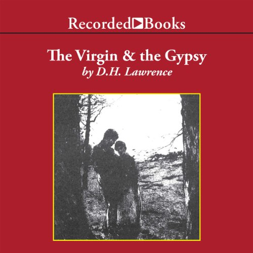 The Virgin and the Gypsy audiobook cover art
