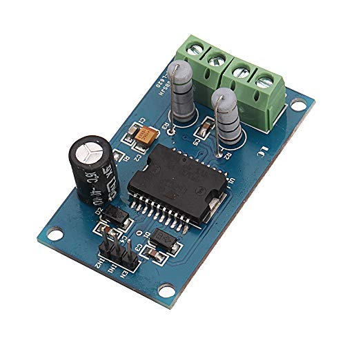 ICS – besturingsmodule voor microcomputer DC motor motor aandrijving besturing L6201 driver module