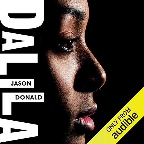 Dalila audiobook cover art