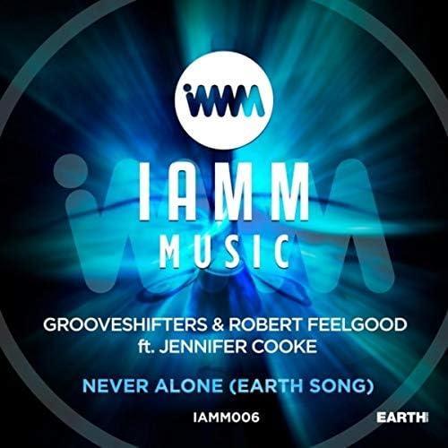 Grooveshifters, Robert Feelgood & Jennifer Cooke