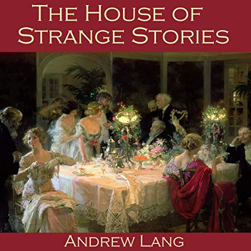 The House of Strange Stories cover art