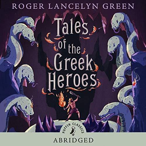 Tales of the Greek Heroes cover art