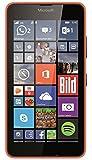 Microsoft Lumia 640 XL Single-SIM Smartphone (14,5 cm (5,7 Zoll) Touch-Bildschirm, 8 GB Speicher, Windows 8.1) orange