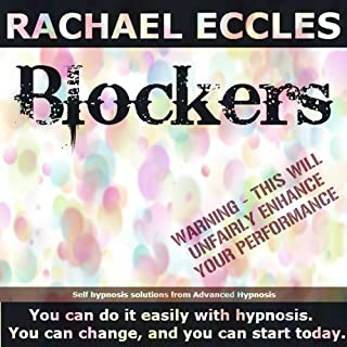Blockers: Roller Derby Hypnosis For Confidence & Focus Self Hypnosis Hypnotherapy CD