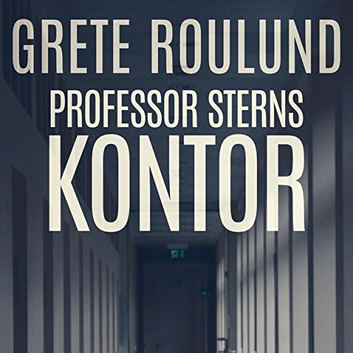 Professor Sterns kontor audiobook cover art